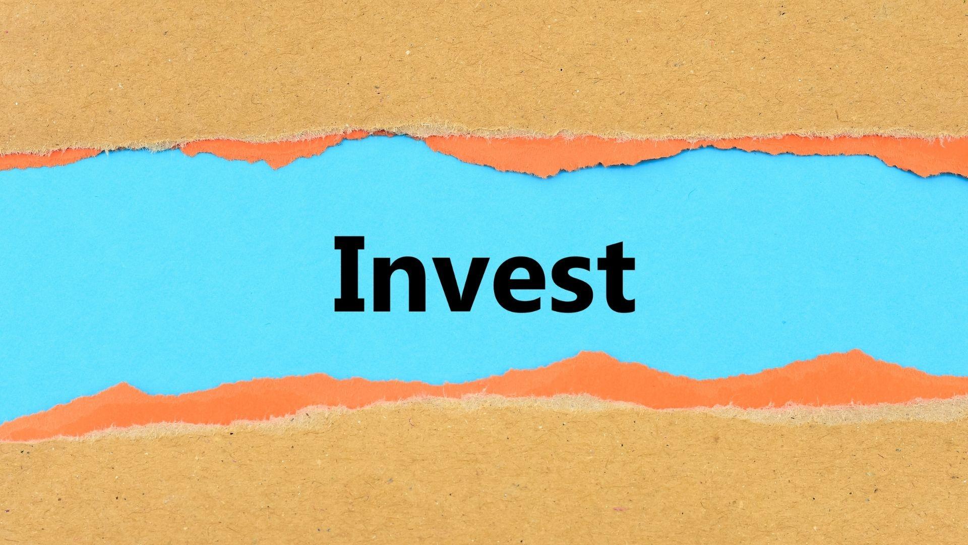 Invest graphic